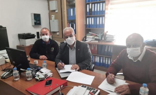 Çağ Sen ile Havalı Ticaret Ltd. arasında toplu iş sözleşmesi