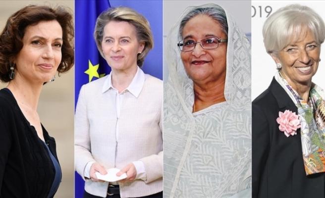 Dünya genelinde son yıllarda kadın liderler ve yöneticilerin sayısı arttı