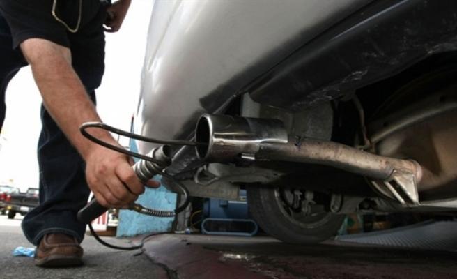 Egsoz emisyon ölçümü fiyatı belirlendi