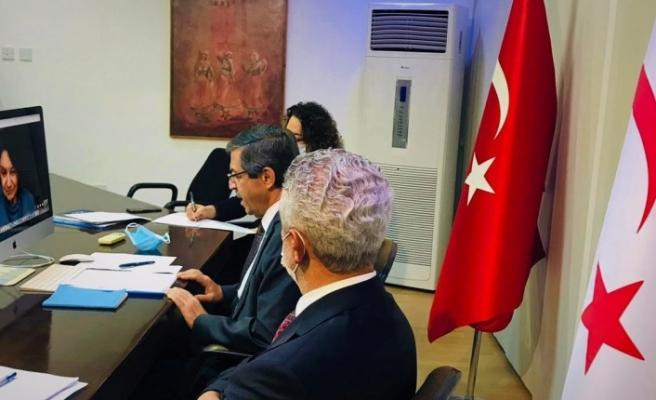 Ertuğruloğlu, BM Genel Sekreter Yardımcıları ile görüştü