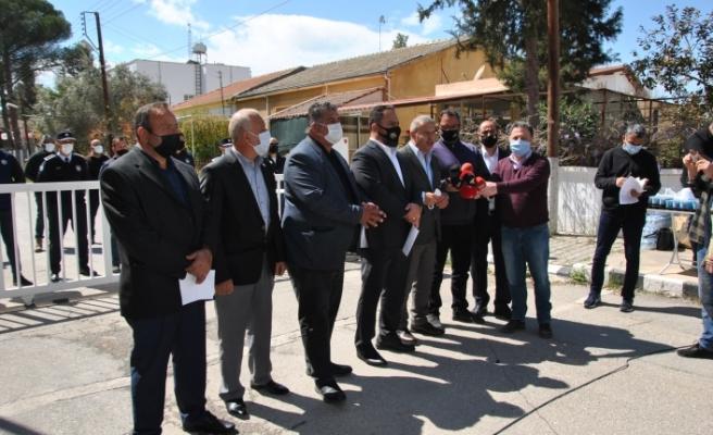 """Hellim üreticilerinden Avrupa Komisyonu'na """"Kıbrıslı Türklerin haklarını gözetin"""" çağrısı"""