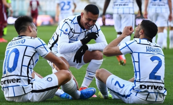 Inter, Torino deplasmanından kayıpsız döndü