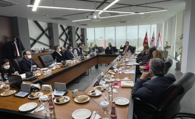 Kıbrıs Üniversiteler Birliği toplantı yaptı ve kararlar aldı