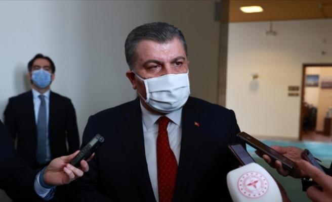 """Koca: """"Mutasyonun Türkiye'deki oranı şu anda yüzde 75'lere ulaştı"""""""