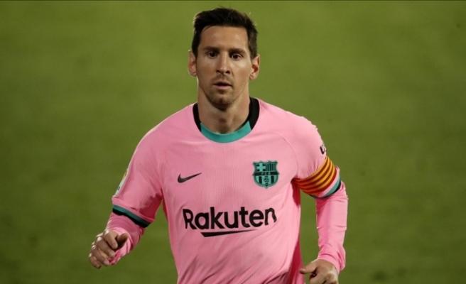 La Liga Başkanı Tebas, Messi'ye Barcelona'da kalmasını tavsiye etti