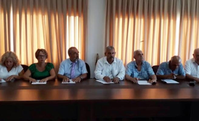 Lefke Sivil Toplum Örgütlerinden tepki