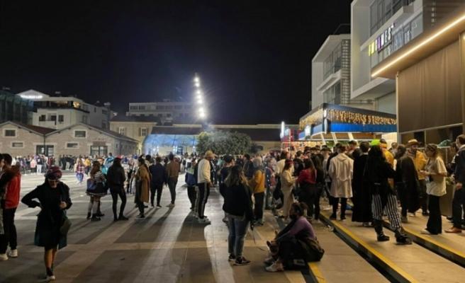 Limasol'da Kovid 19'a rağmen karnaval
