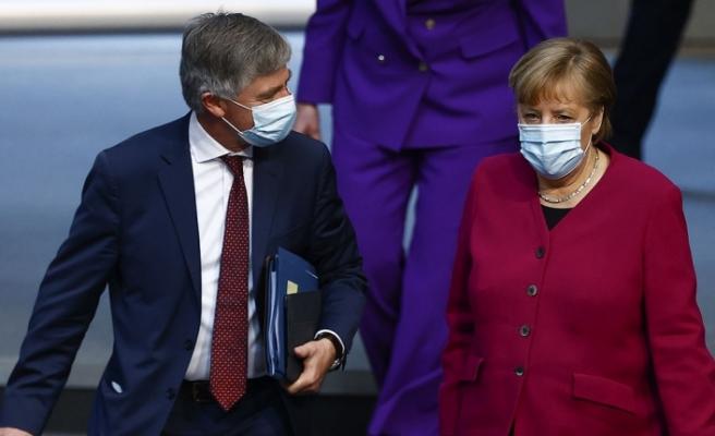 """Merkel: """"Türkiye stratejik öneme sahip bir ülke"""""""