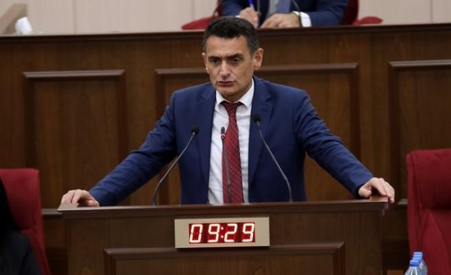 """Oğuz: """"Türkiye'den beklenen kaynak henüz gelmedi… Merkez bankasından 200 milyon TL avans alınacak"""""""