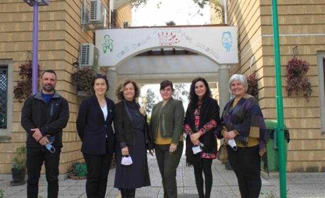 SOS Çocuk Köyüne bağış