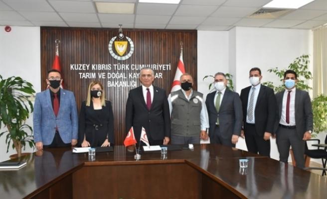 Tarım ve Orman Bakanlığı ile Koopbank arasında protokol