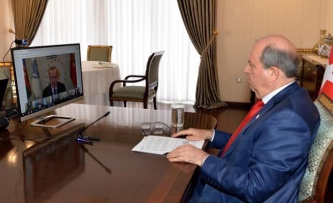 Tatar, Ekonomik İşbirliği Teşkilatı Liderler Zirvesine katıldı