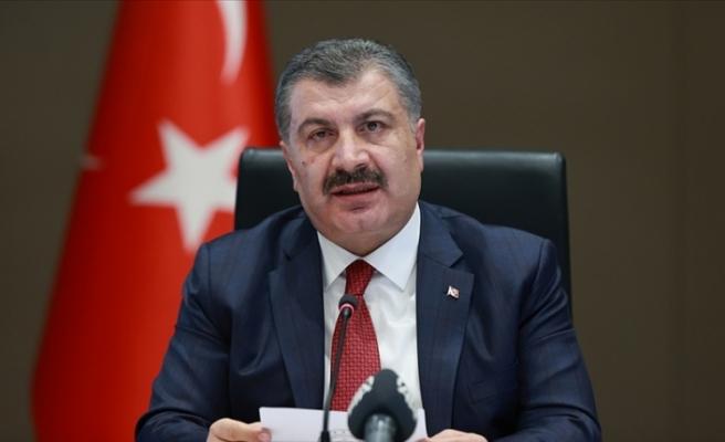 Türkiye Sağlık Bakanı'ndan KKTC'de de yaygın olarak kullanılan Sinovac aşısı açıklaması