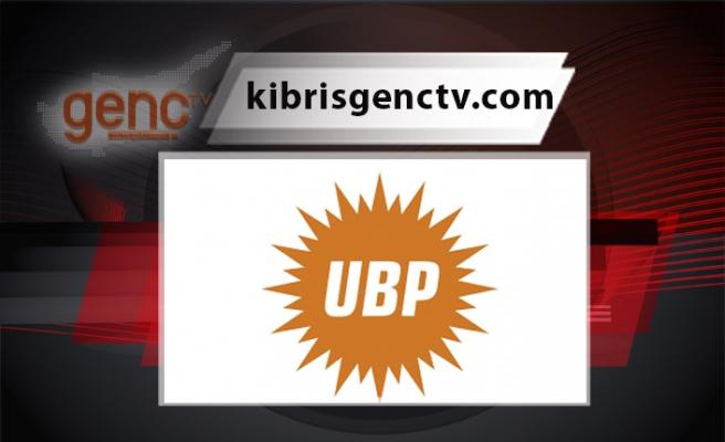 UBP, Tatar'a yapılan saldırıları kınadı