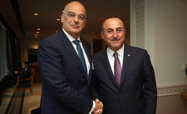 Yunanistan Dışişleri Bakanı Nikos Dendias 14 Nisan'da Türkiye'yi ziyaret edecek