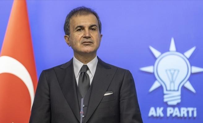 """AK Parti Sözcüsü Çelik'ten GKRY'nin EOKA için pul bastırmasına tepki: """"Bu terör örgütü ancak lanetle anılabilir"""""""