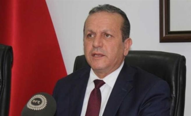 """Ataoğlu: """"İki egemen eşit devlet temelinde bir çözümü destekliyoruz"""""""