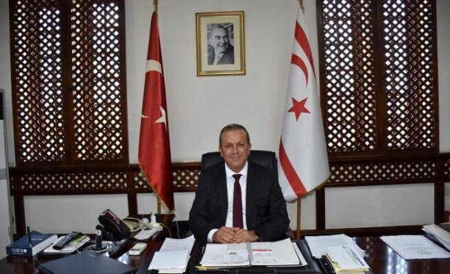 """Ataoğlu: """"Türkiye'de ki kapanma,KKTC turizmini etkilemeyecek"""""""