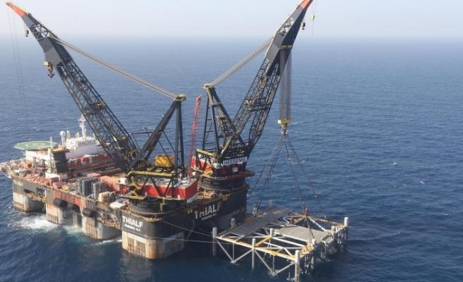 BAE şirketi, Doğu Akdeniz'de İsrail'e ait doğal gaz sahasından hisse satın alacak