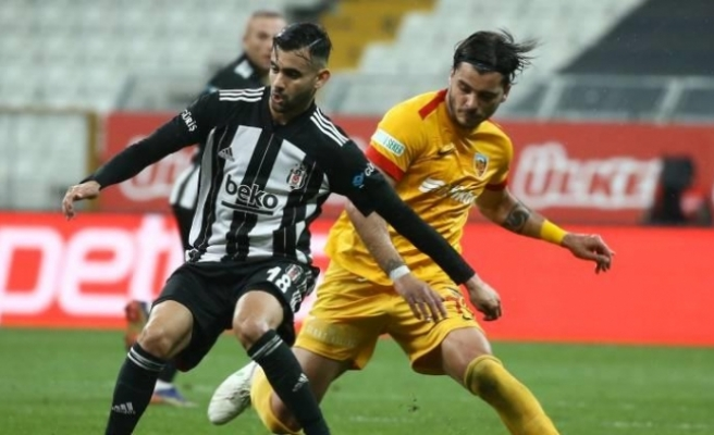 Beşiktaş'tan 3 puan