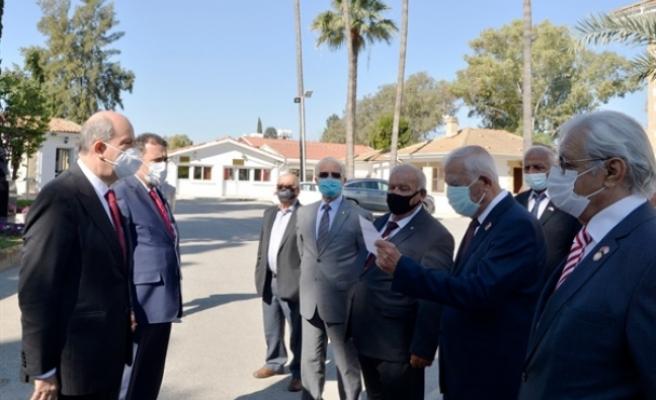 Çeşitli sivil toplum örgütü ve derneklerden Tatar'a destek