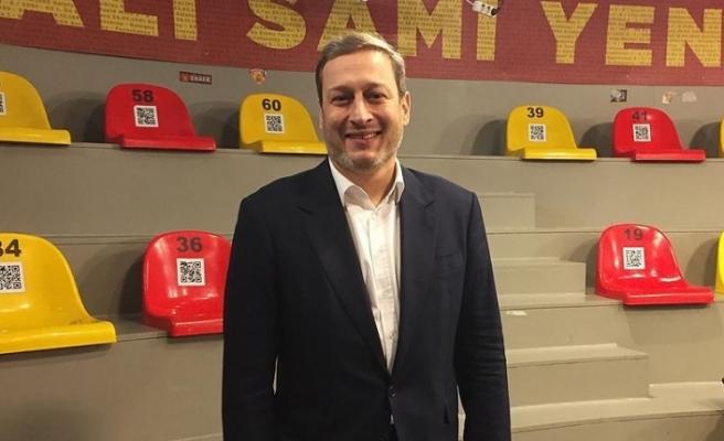 Galatasaray'da Burak Elmas başkan adaylığı için resmi başvuruyu yaptı