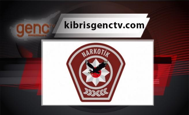 Girne'de uyuşturucu...2 kişi tutuklandı