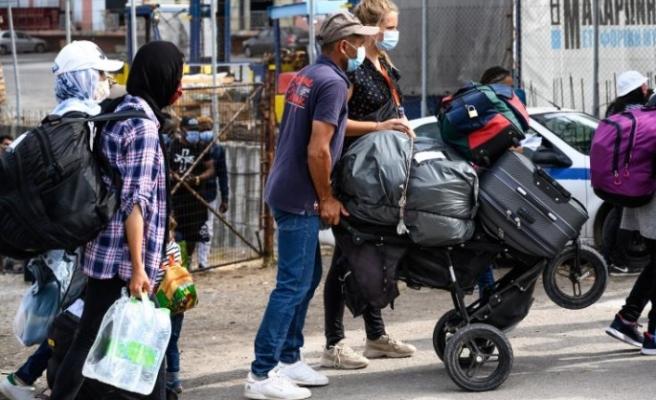 Güneyde kaçak göçmenler ülkelerine iade edildi