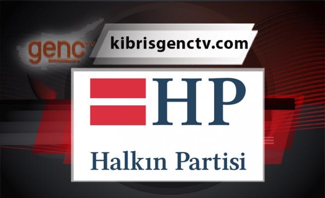 Halkın Partisi, Kıb-Tek hakkında Maliye Teftiş ve İnceleme Kurulu'na şikâyette bulundu