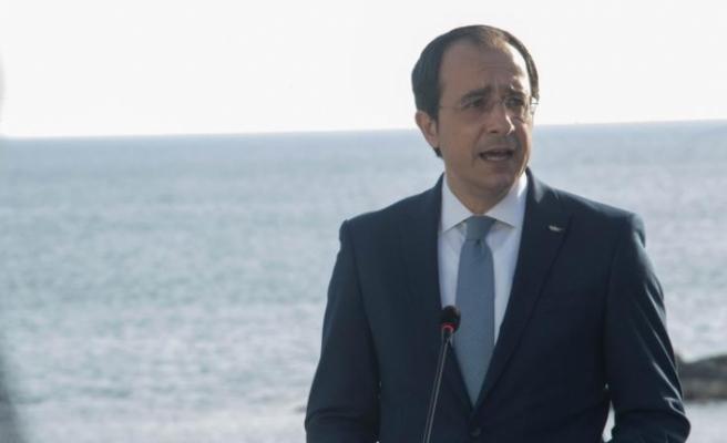 Hristodulidis AB Dışişleri Bakanlarına Kıbrıs sorunu konusunda bilgi verdi