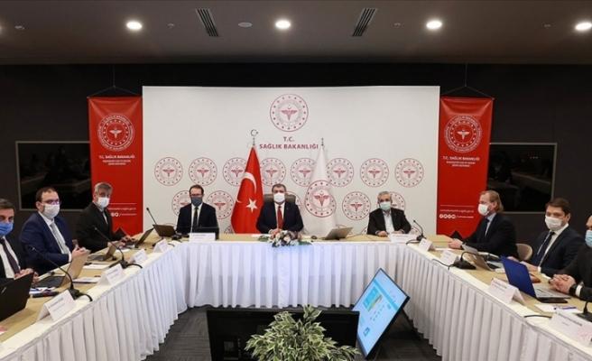 İstanbul'da vaka sayılarında yaklaşık yüzde 20 düşüş oldu