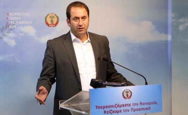 ΑΚΕL Milletvekili'nden Türkiye'ye eleştiri