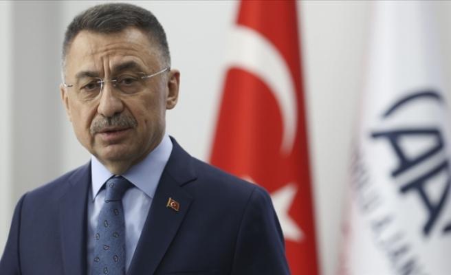 """Oktay: """"Cumhurbaşkanı Erdoğan'ın takipleriyle Kıbrıs'ta çok ciddi projeler var"""""""