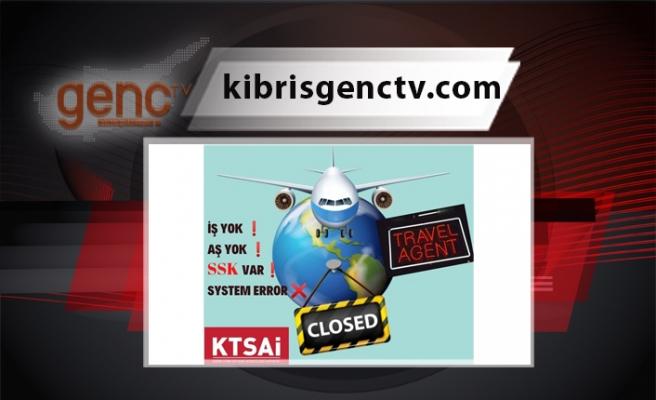 """Seyahat Acenteleri İnisiyatifi'nden  """"System Error"""" açıklaması"""