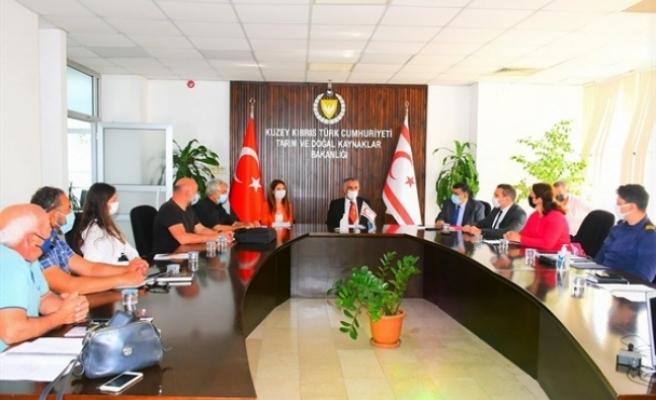 Sürdürülebilir Ortak Balıkçılık Yönetimi Komisyonu toplandı