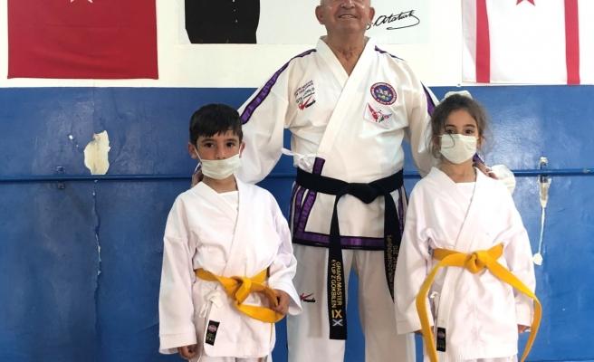 Taekwondocular Mağusa'da yarıştı
