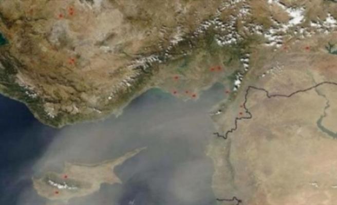 Tozlu havanın haftaya Perşembe gününe kadar etkili olması bekleniyor