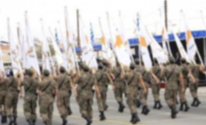 400'den fazla Rum Milli Muhafız Ordusu askeri karantinada