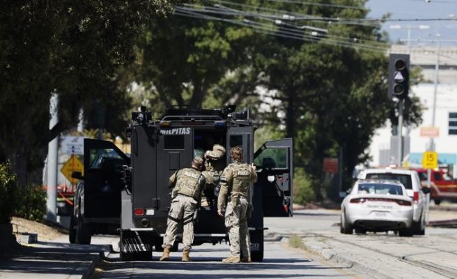 ABD'nin California eyaletindeki silahlı saldırıda 8 kişi hayatını kaybetti