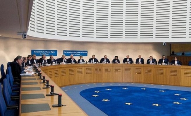 Avrupa Mahkemesinde yapılan iki başvuruda gelişmeler