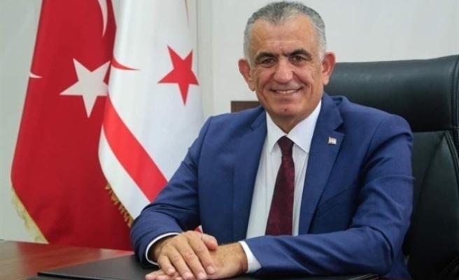 """Çavuşoğlu: """"Üreticinin yanında olmaya devam edeceğiz"""""""