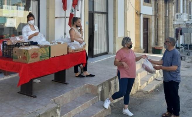 """DP Merkez kadın örgütü Lefke'de """"Dayanışma güçlendirir"""" etkinliği düzenledi"""