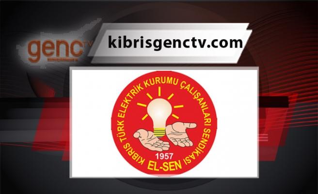 El Sen'den süresiz grev