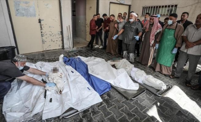 İsrail savaş uçakları Gazze'yi bombaladı: Şehit sayısı 139'a yükseldi
