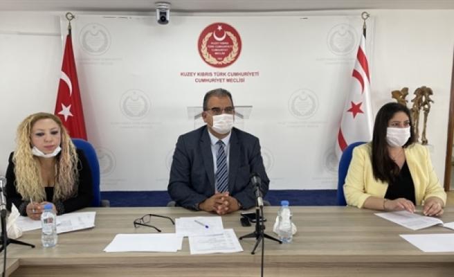 Kalkınma Bankası Teşkilat (Değişiklik) Yasa Tasarısı görüşüldü