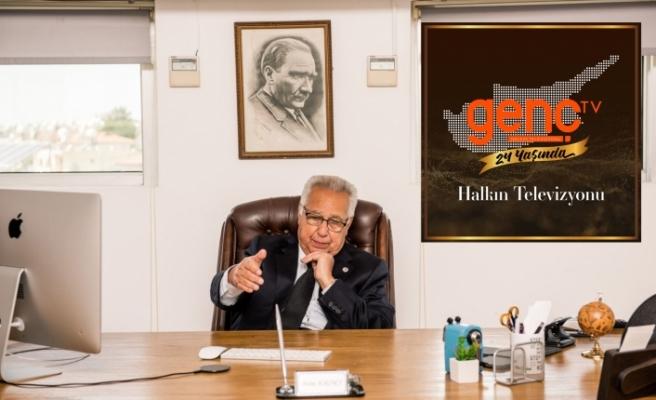 Kıbrıs Genç Tv'nin onursal Başkanı olan dede Tekin Birinci'den mesaj var…