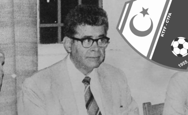 KTFF kurucu başkanı Ahmed Sami Topcan kabri başında anılıyor
