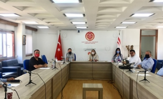 Orman yangınları araştırma komitesi toplandı