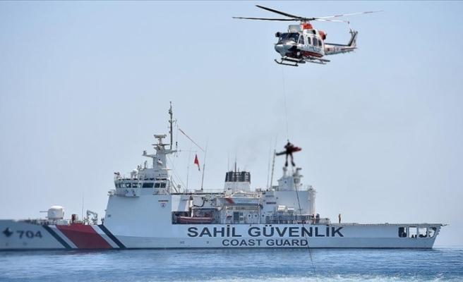 Suriye-Karpaz arasında gemiye operasyon