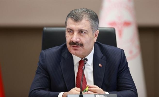 Türkiye Sağlık Bakanı Koca'dan sosyal medyada yer alan ölüm raporuna ilişkin açıklama